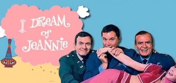 """O elenco de """"Jeannie é um Gênio"""""""