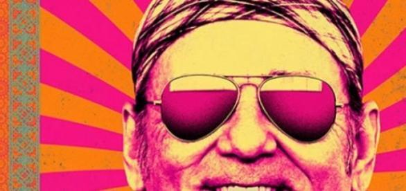 Rock The Kasbah (Kino-Poster)