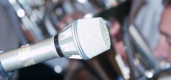 foto: mikrofon, OldGreySeaWolf