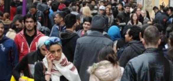 Marea Britanie acuză imigranţii de contaminare