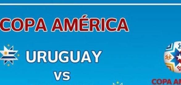 Uruguay y Jamaica debutaron en la Copa América