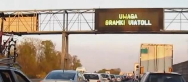 autostrada A4 źródło: YouTube