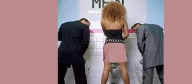 Kobiety już nie muszą szukać ustronnych miejsc, żeby załatwić swoje potrzeby fizjologiczne