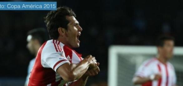 Argentina empató a dos goles contra Paraguay
