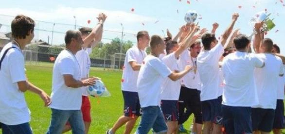 FC Aninoasa vrea în Liga a 3-a