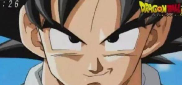 Goku en el primer avance de la serie