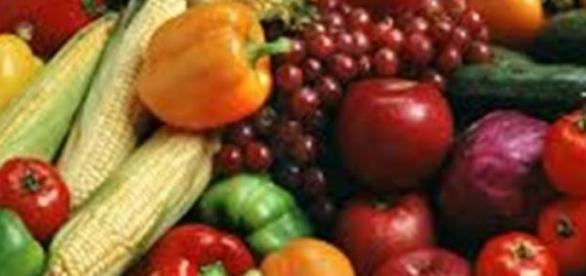 O viaţă sănătoasă se menţine cu fructe şi legume