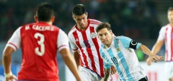 Os jogos da 1ª rodada do Grupo B da Copa América