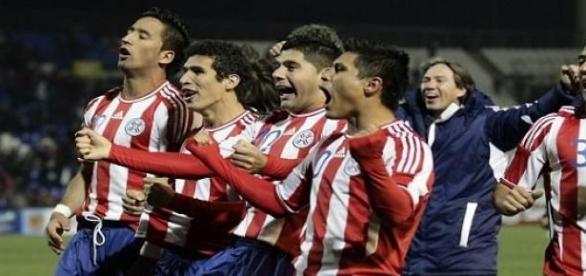 Paraguai empata com Argentina de Messi