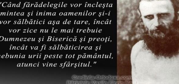 Parintele Arsenie Boca (1910-1989)