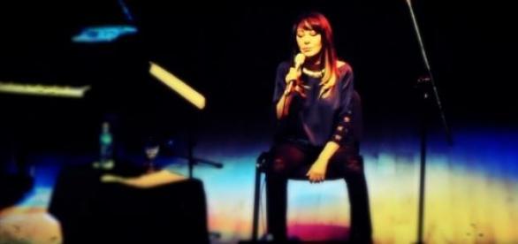 Adriana cantó grandes tangos