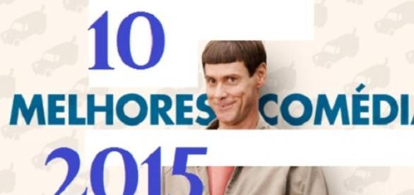 As melhores comedias do ano de 2015
