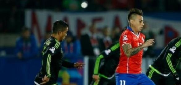 Copa America, le Chili et le Mexique partagent 3-3