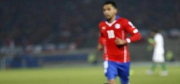 Festejo chileno por una goleada estupenda