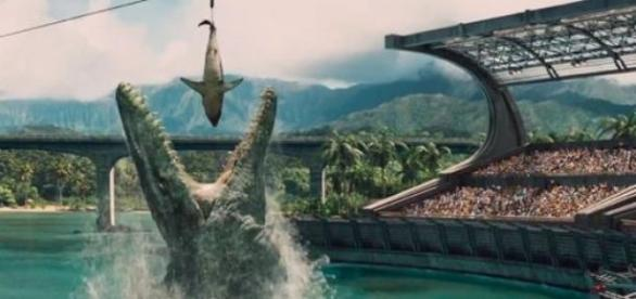 Jurassic World grossed $512 million