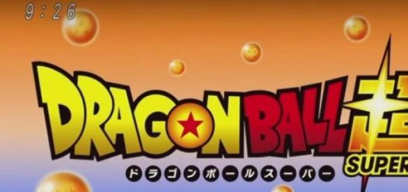 Logo de Dragon Ball Super.