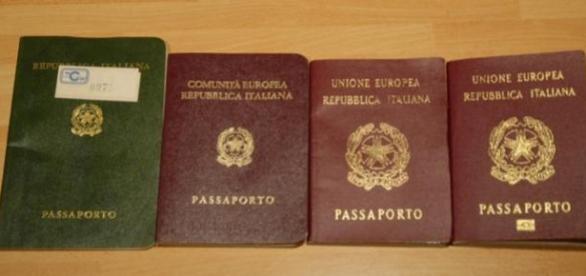 Passaporti italiani validi nello spazio Schengen