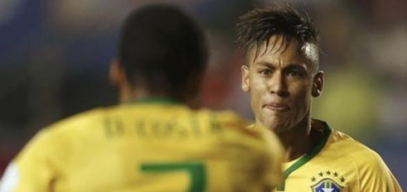 Rodada de abertura do grupo C da Copa América 2015