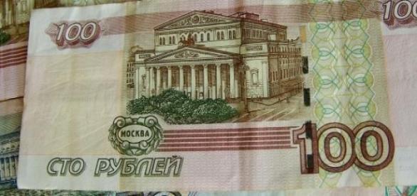 Rosyjskie banknoty rublowe