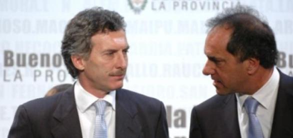 Scioli lidera todas las encuestas