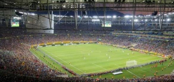 WM Finale 2014 - aus ungewöhnlichen Blickwinkeln