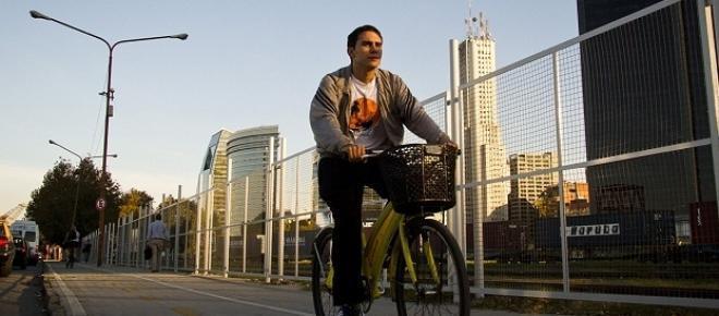 Uso de bicicletas en la ciudad de Buenos Aires