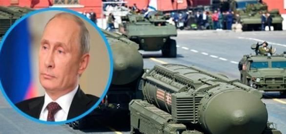 Arsenal Nuclear ruso incorpora más de 40 misiles