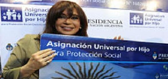 Cristina Kirchner luego del anuncio
