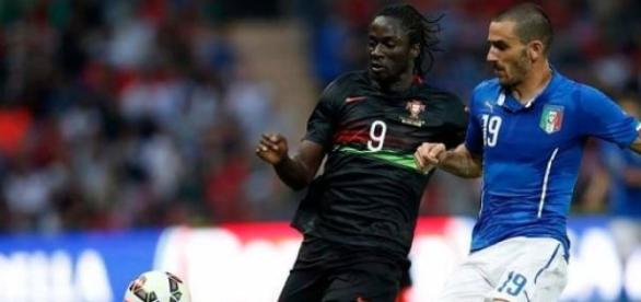 Éder marcou o golo da vitória contra a Itália