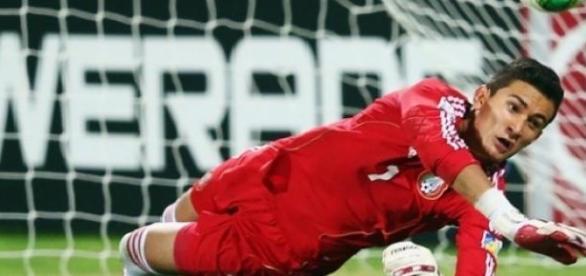 El guardameta ha sido adquirido por el Porto