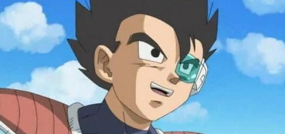 El hermano menor de Vegeta en el OVA