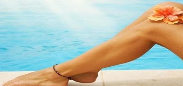 Evită creşterea firelor de păr pe sub piele
