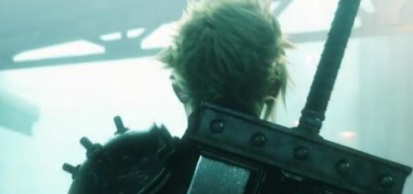 Imagen del 'remake' de Final Fantasy VII