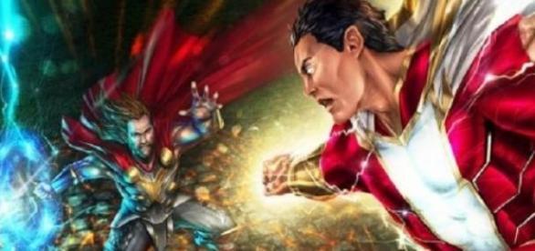 ¿Thor o Shazam? ¿Quién es más fuerte?