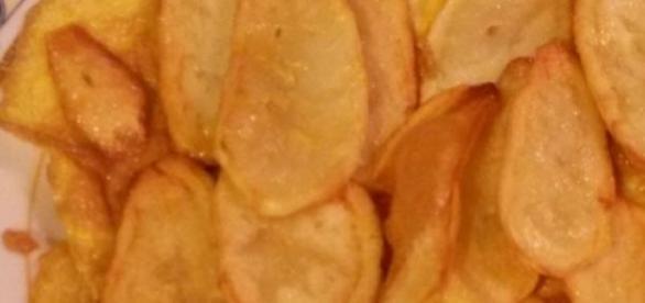 La ricetta delle fette di patate