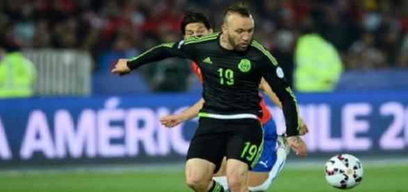 Matías vuoso se mentaliza en Copa América