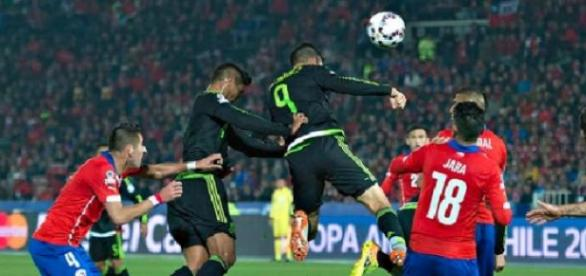 México logra un gran empate ante Chile
