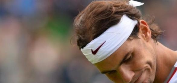Nadal cayó y dejó dudas de cara a Wimbledon