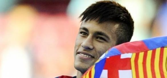 Neymar renovó contrato con el Barcelona