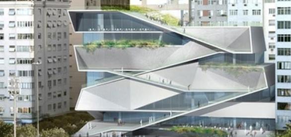 O novo Museu da Imagem e do Som