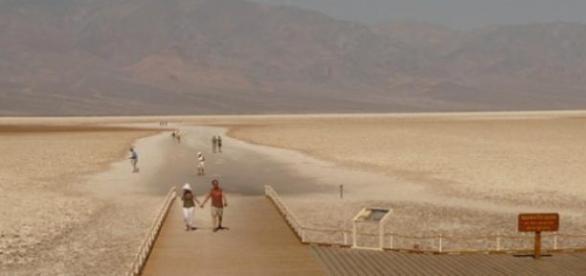 Skutki suszy panującej w Kalifornii