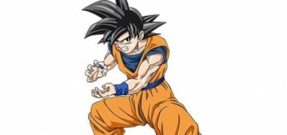 Toyotaro realizo el nuevo diseño de Goku