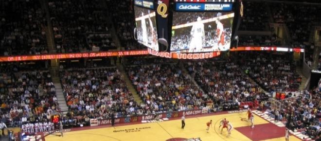 Quicken Loans Arena à Cleveland