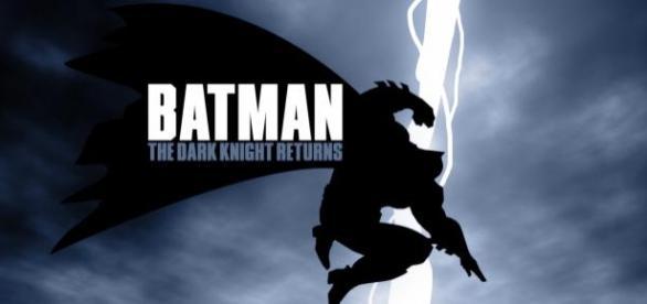 Batman : The Dark Knight Returns, de Frank Miller.