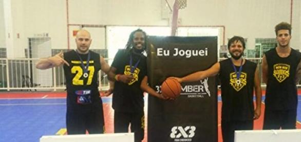 Campeonato Number em Jaraguá do Sul.