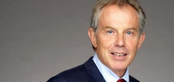 Fotografie cu Tony Blair