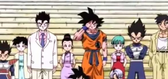 Los Guerreros Z en el OVA
