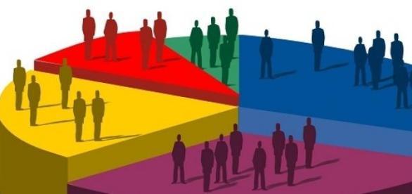 Sondaggi politici elettorali: M5S, Lega Nord e PD