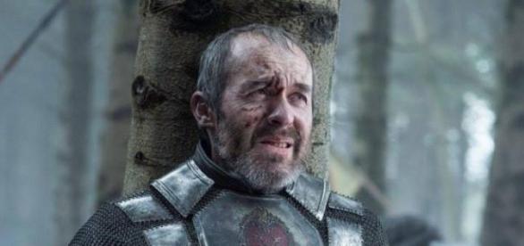 Stannis nos seus últimos momentos