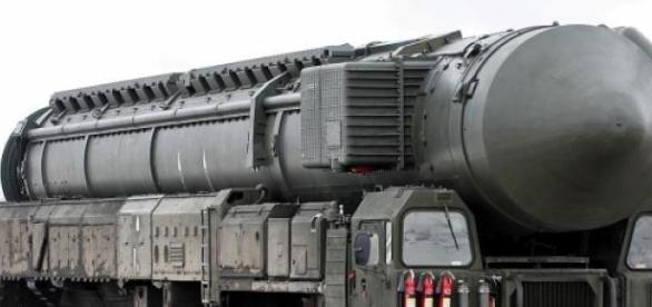 Topol-M - versiunea mobilă a rachetei balistice